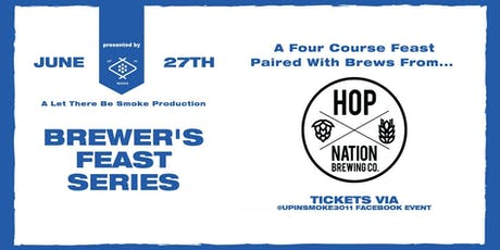 Up In Smoke Presents: Brewer's Feast Series tickets