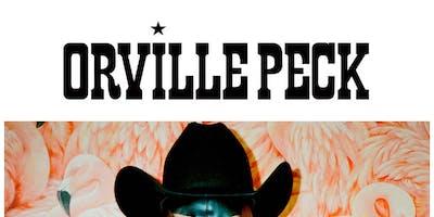 ORVILLE PECK @ recordBar