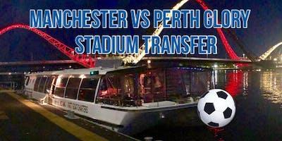 Manchester United Vs Perth Glory Optus Stadium Transfer