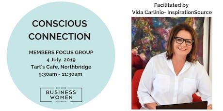 Perth, Business Women Australia: Conscious Leadership Mastermind  tickets