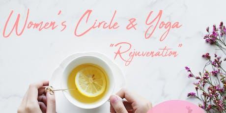 Women's Circle & Yoga tickets