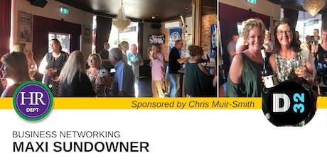 District32 Business Networking Maxi Sundowner - Fri 28th June tickets