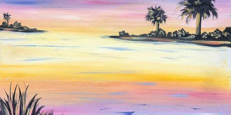 Paint and Sip Class: Edisto Island tickets