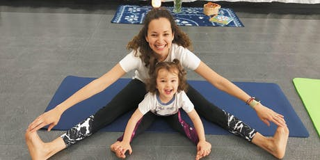 YOYOGA Family Yoga Demo Class tickets