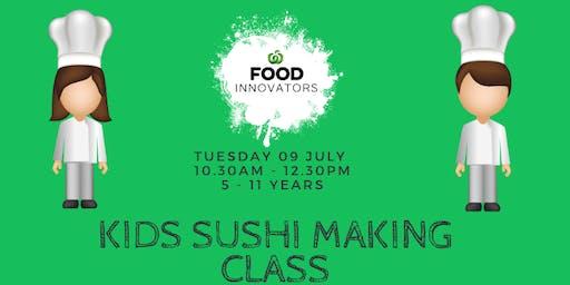 Kids Sushi Making Class