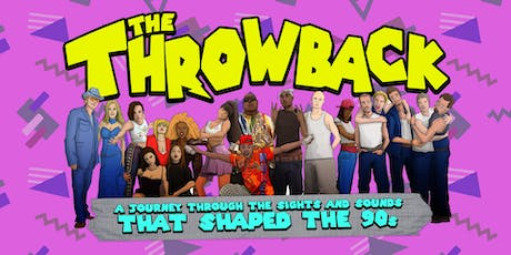 The Throwback Party at Scout Bar tickets