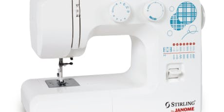 Introduction to Your New Aldi Sewing Machine! tickets