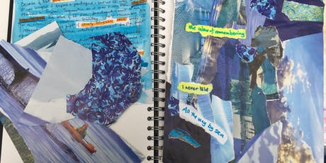 3 Creative Journaling Workshops, 5 & 19 July, 2nd August tickets