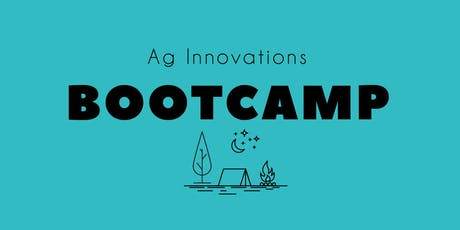Ag Innovations Bootcamp - Oct 2019 tickets