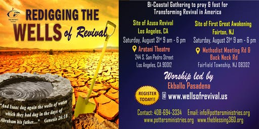 Redigging the Wells of Revival