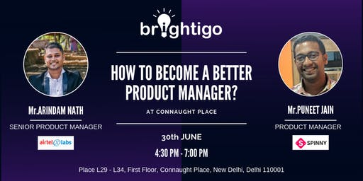 How to become a better product manager?