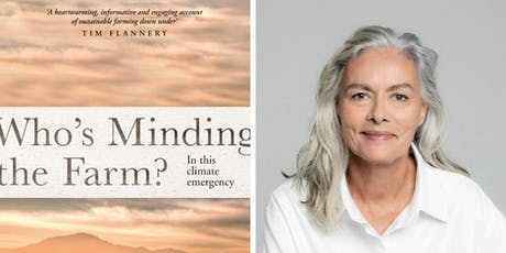Meet the Author: Patrice Newell - 'Who's Minding the Farm?...' tickets