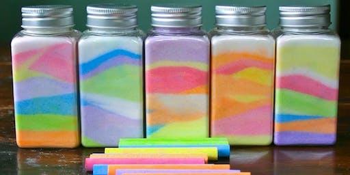 Rainbow Jars @ Bowral Library