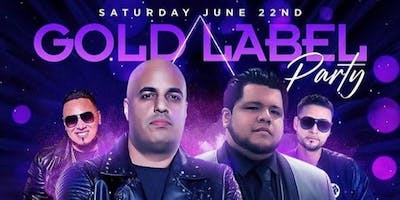 Gold Label Party DJ Lobo Live At  SL Lounge