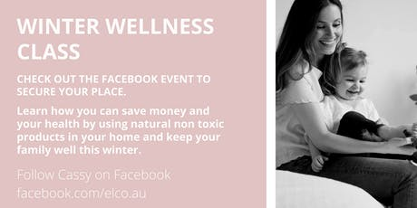 Winter Wellness Class tickets