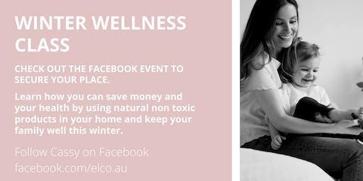 Winter Wellness Class