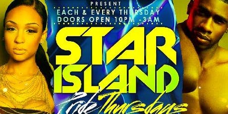 Star Island Thurdays 6-20-2019 tickets