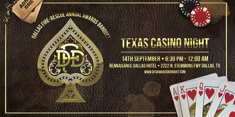 Dallas Fire-Rescue Annual Awards Banquet- SPONSORSHIP LEVELS tickets