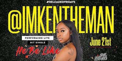 Premier Friday's At Revolver 'KenTheMan' Performing Live