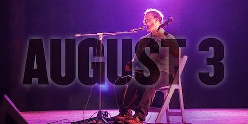 Five Senses Festival events – SATURDAY AUGUST 3, 2019