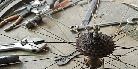 Intermediate Bike Maintenance Workshop tickets