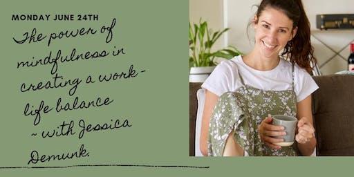 communiTEA:  Creating a Work Life Balance.