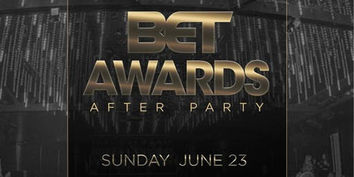 Red Carpet BET Awards After Party