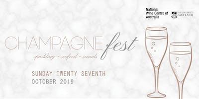 National Wine Centre Champagne Fest 2019
