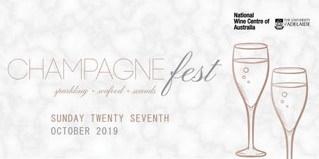National Wine Centre Champagne Fest 2019 tickets