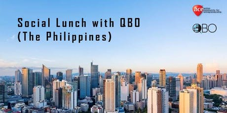 Social Lunch with QBO (Philippines) tickets