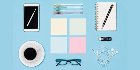 Life Hacks: Get organised and get stuff done tickets