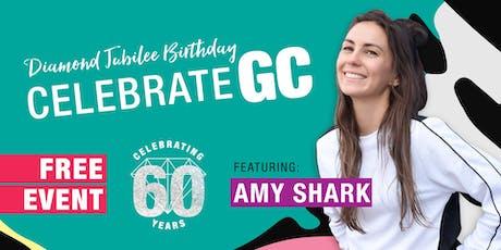 Celebrate GC - Diamond Jubilee Birthday tickets
