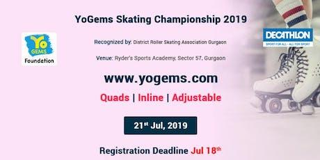 YoGems Skating Championship 2019 tickets