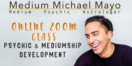 Mediumship and Psychic Development with Medium Michael Mayo tickets