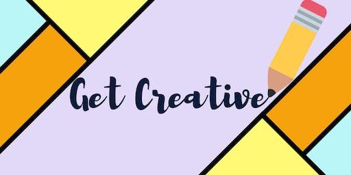 Get Creative [Sewing Workshop: Fidget Blanket]