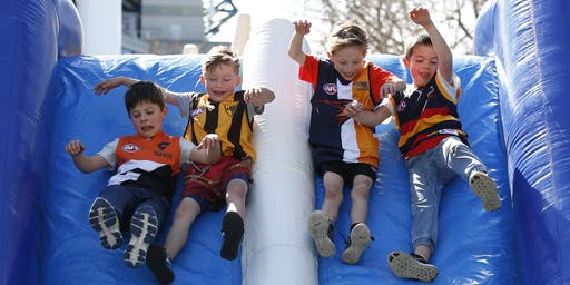 AFL Woolworths Super Round @ MARVEL Stadium