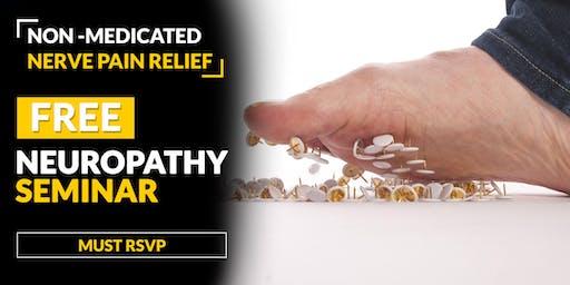 FREE Neuropathy Treatment Seminar - Littleton, CO 6/25
