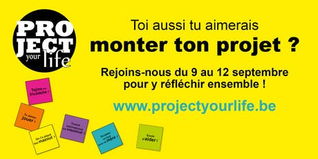 Project your life billets