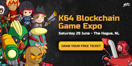K64 BLOCKCHAIN GAME EXPO tickets