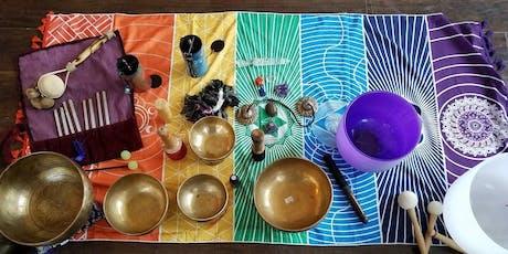 Sound Bath Meditation #1 tickets