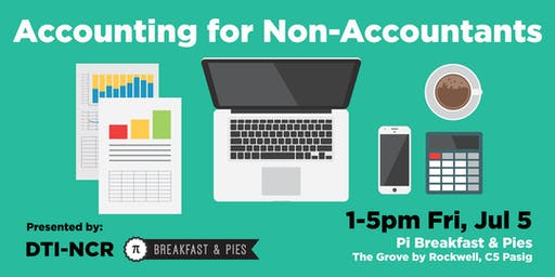 Accounting for Non-Accountants with DTI!