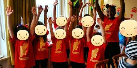 La Kossa Kids - Afro Dance - 6 bis 11 Jährige Tickets