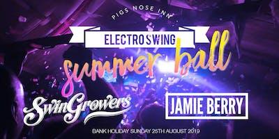 Electro Swing Summer Ball