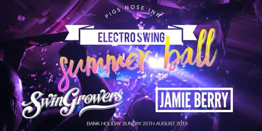 Electro Swing Summer Ball