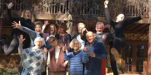 WA Spring Retreat 2019
