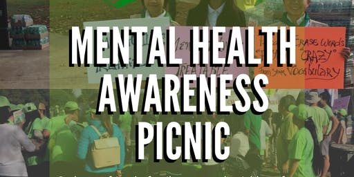 Viet-CARE's Mental Health Awareness Picnic