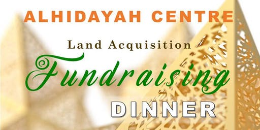 Land Acquisition Fund Raising Dinner