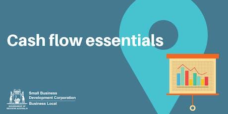 Free Workshop: Small Business Cash Flow Essentials (Rockingham) tickets