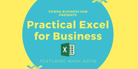 Practical Excel for Business (Masterclass) tickets
