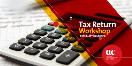 Melbourne Tax Return Workshop tickets